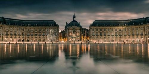 Place de la bourse von Arnaud Bertrande