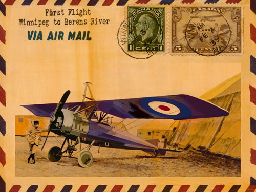 L`aviateur von Frederick Candon
