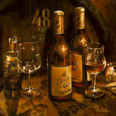 Wine Making von Marilyn Hageman