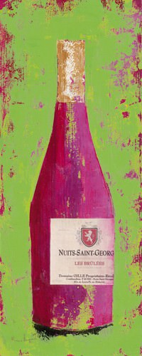 Bourgogne II von Franeoise Persillon
