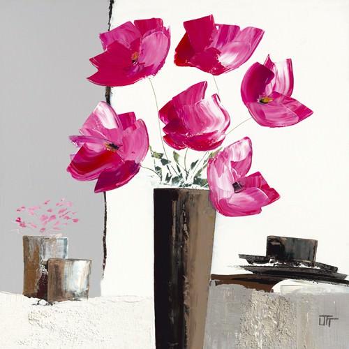 Pivoines roses II von Bernard Ott