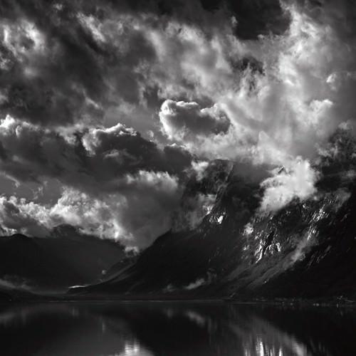 Ulsfjorden von Maciej Duczynski