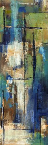 Indigo Splash II von Carmen Dolce