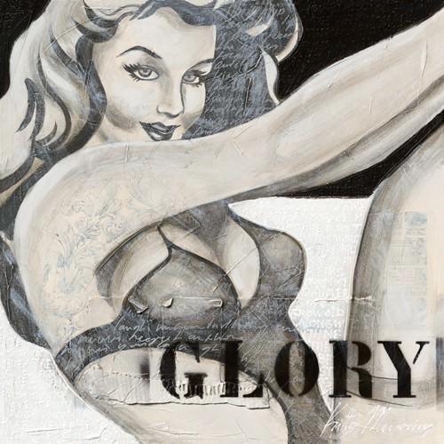 Pin Up Glory von Kitty Meijering