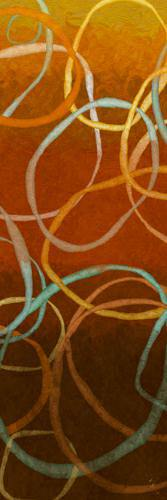 Square Dancing Circles I von Sarah Adams