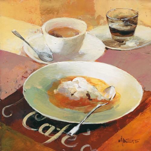 Cafe Grande I von Willem Haenraets