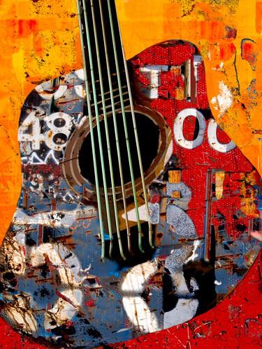 e58 Guitar von Daryl Thetford