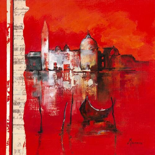 Venise Reflets von Annie Manero