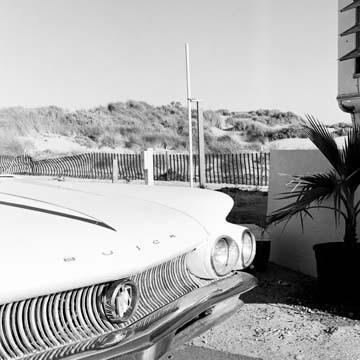 Buick, California von Morag Hall