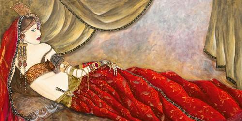 Romance indienne I von Valerie Maugeri