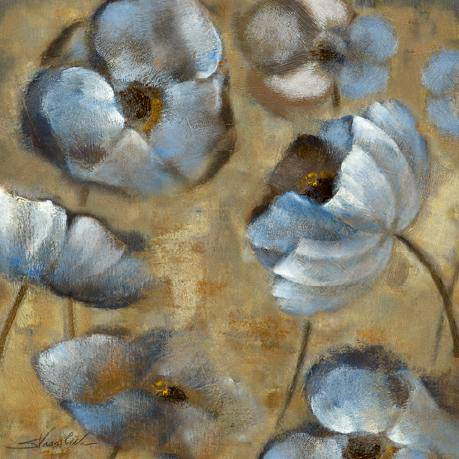 Flowers in Dusk II von Silvia Vassileva