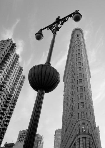 New York Flatiron I von Dave Butcher