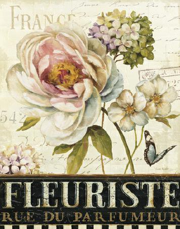 Marche de Fleurs III von Lisa Audit
