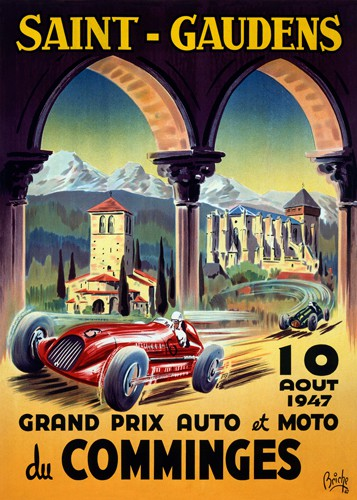 Saint-Gaudens, Grand Prix du Comminges von Briche