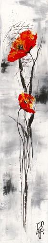 Reve fleurie II von Isabelle Zacher-Finet