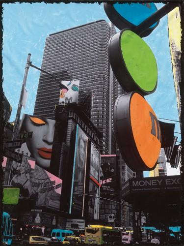 2, Times Square von Riccardo Simonutti