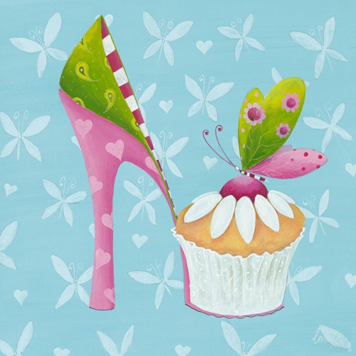 Fairyshoes III von Lorrie McFaul