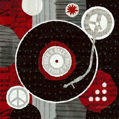 Rock en Roll Album von Michael Mullan
