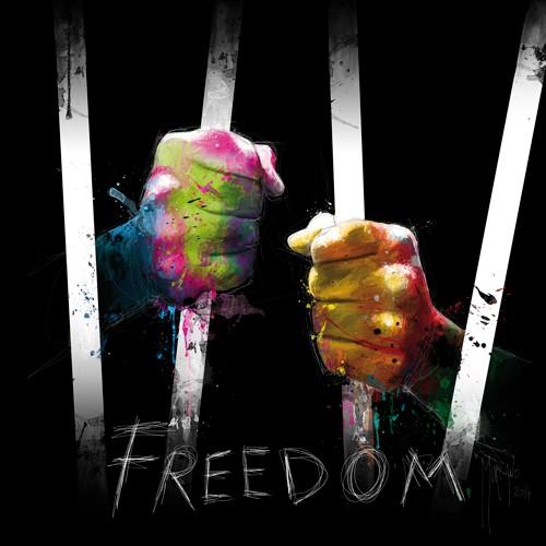 Freedom von Patrice Murciano