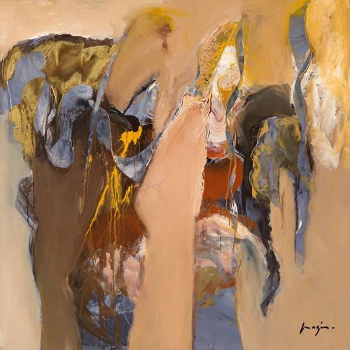 Variations abstraites XV von Pascal Magis