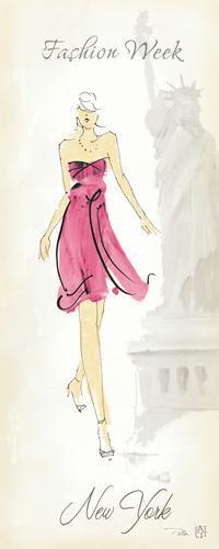 Fashion Lady II von Avery Tillmon
