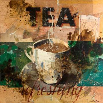 Tea Refreshing von Jordi Prat Pons