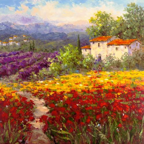 Fleur du Pays II von Hulsey