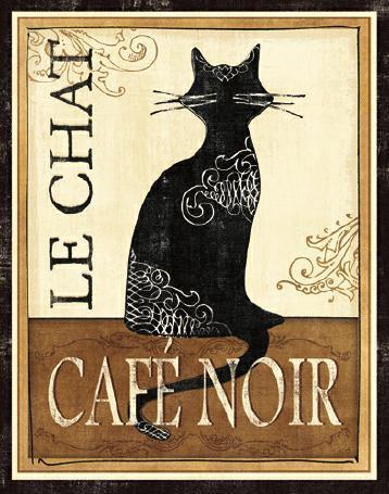 Le Chat von Veronique Charron