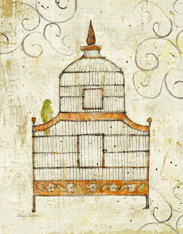 Bird Cage III von Avery Tillmon