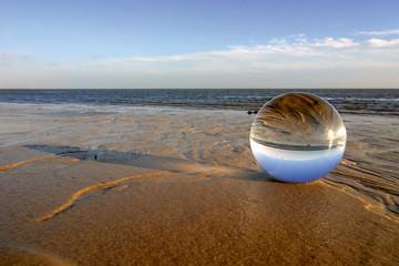 Am Strand von Sylt von Gerhard Rossmeissl