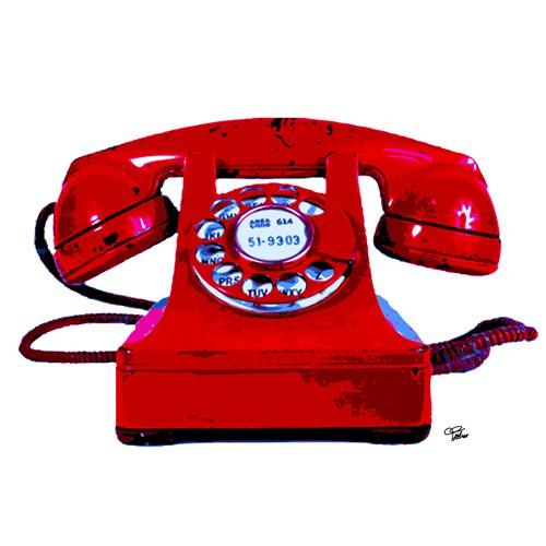 Red Phone von Morgan Paslier