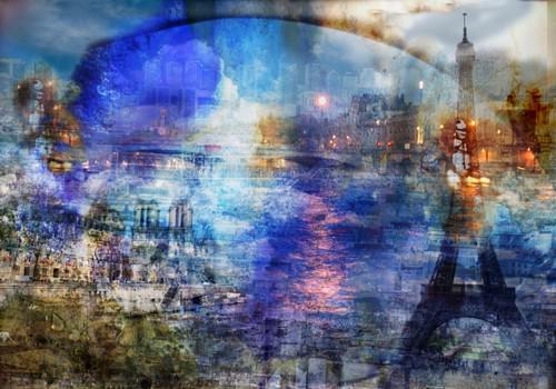 Impressions Paris levant von J-M Le Visage