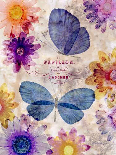 Fleur de Papillion 1 von Morgan Yamada