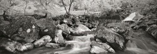 Scottland the Highlands, Creek von Ralf Uicker