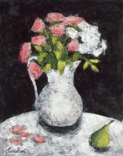 Roses deElisa von Franeoise Persillon
