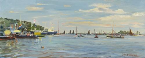 Sketsjesilen Traditional Sailing von Gosse Koopmans