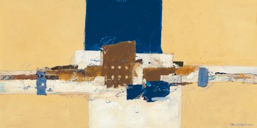 Abstrakt V von Ron van der Werf