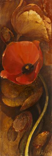 Tulip Shadow III von Albena Hristova