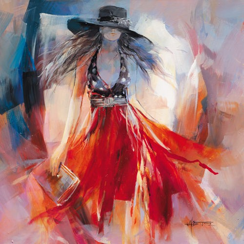 Summerdress I von Willem Haenraets