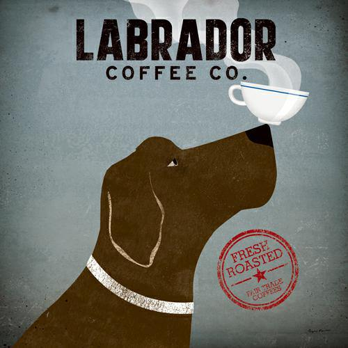 Labrador Coffee Co. von Ryan Fowler