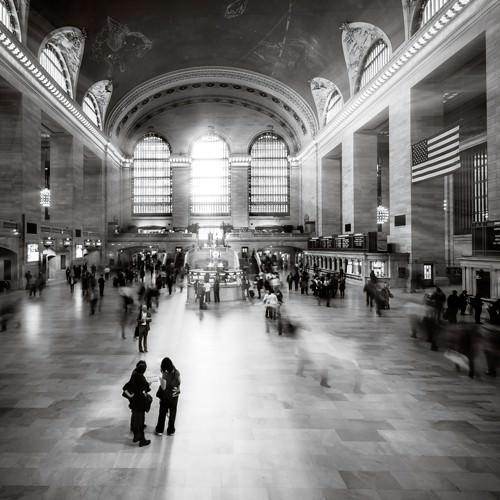 Grand Central Station von Arnaud Bertrande