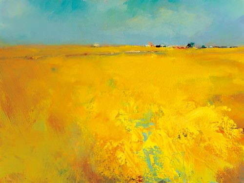 Harvest Time von Jan Groenhart