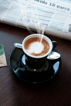 caffé tazzina von Roberto Scaroni