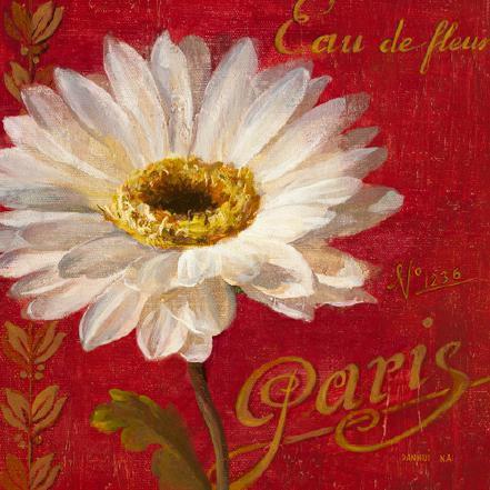 Paris Blossom I von Danhui Nai