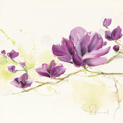 Magnolie I von Isabelle Zacher-Finet