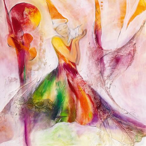 Frieden und Hoffnung von Rita Marks