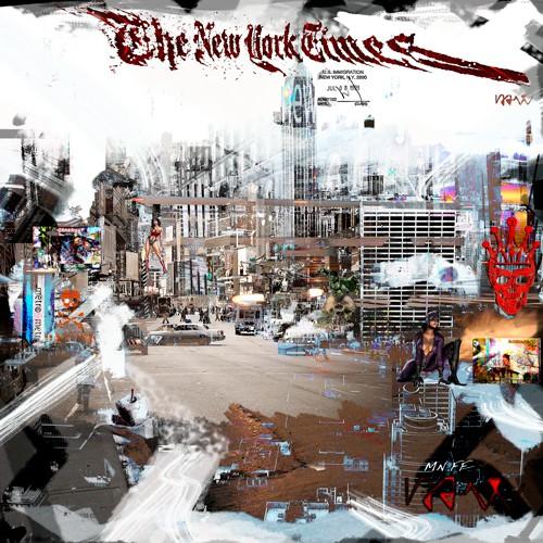 Le printemps de New York von MN.FF