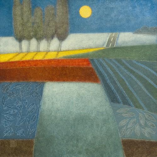 Evening Shadows I von Rob van Hoek