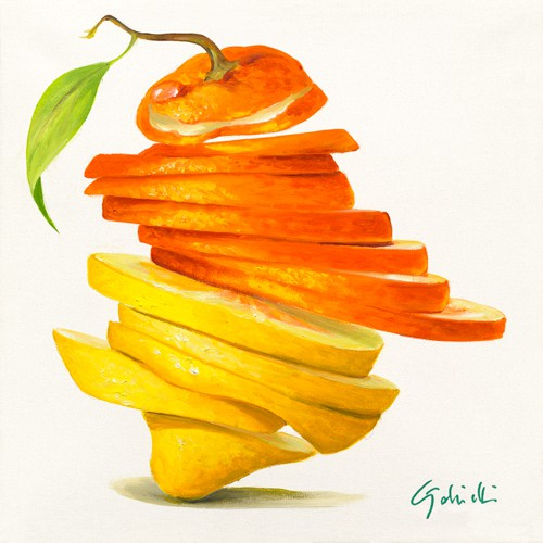 Citrus in the Balance von Paolo Golinelli