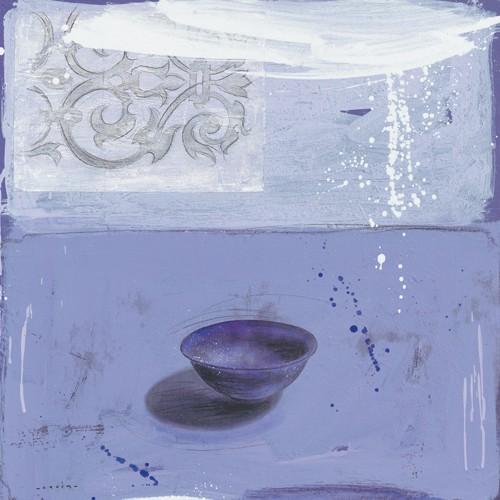 Bleu e leinfini du jour von Marylin Cavin